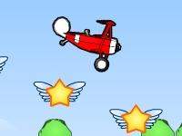 Флеш игра Сумасшедшие крылья