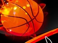 Флеш игра Сумасшедший баскетбол