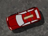 Флеш игра Сумасшедший парковщик