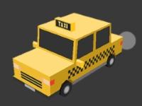 Флеш игра Сумасшедший таксист