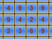 Флеш игра Сумма чисел