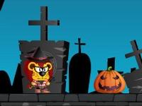 Флеш игра Супер Джулио 2: Приключения в Хеллоуин