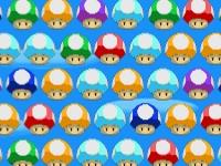 Флеш игра Супер Марио: Грибные пузыри