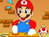 Флеш игра Супер Марио: Пузыри
