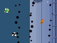 Флеш игра Супер Марио: Спасение от утечки нефти