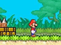 Флеш игра Супер Марио: Спаси принцессу