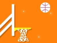Флеш игра Супер баскетбол