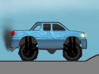 Флеш игра Супер грузовик