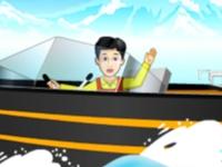 Флеш игра Супер лодка
