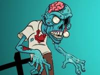 Флеш игра Супер охотник на зомби