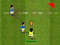 Флеш игра Супер регби