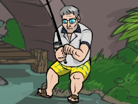 Флеш игра Супер рыбалка
