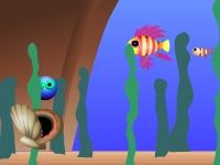 Флеш игра Супер рыбка
