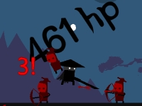 Флеш игра Супер самурай
