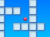 Флеш игра Супер шарик в лабиринте