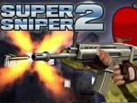 Флеш игра Супер снайпер 2