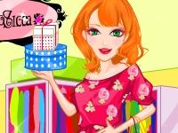Флеш игра Супер стильная девчонка