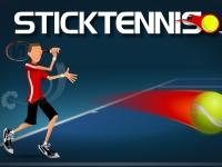 Флеш игра Супер теннис
