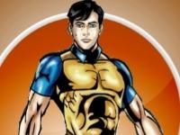 Флеш игра Супергерои: Найди пару