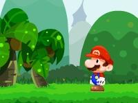 Флеш игра Суперпрыжки Марио