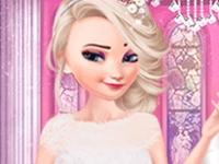 Флеш игра Свадьба Эльзы и Ледяного Джека