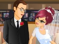 Флеш игра Свадьба ботанов