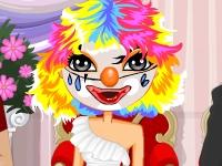 Флеш игра Свадьба клоунов