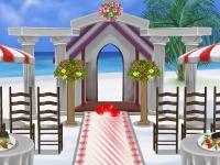 Флеш игра Свадьба на свежем воздухе
