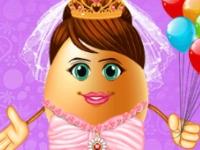 Флеш игра Свадьба пасхальных яиц