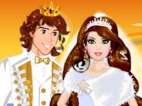 Флеш игра Свадьба принцессы 2