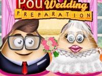 Флеш игра Свадебные приготовления Поу