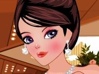 Флеш игра Свадебный макияж для красотки