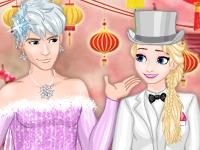 Флеш игра Свадебный переполох