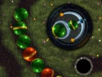 Флеш игра Сверкающие шары 2