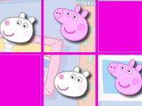 Флеш игра Свинка Пеппа: Крестики-нолики