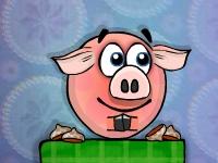 Флеш игра Свинка Вигги