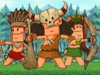 Флеш игра Сын племени