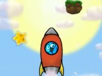 Флеш игра Сырная ракета