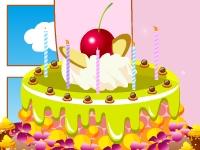 Флеш игра Сюрприз на день рождения