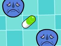 Флеш игра Таблетки счастья
