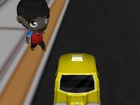 Флеш игра Такси