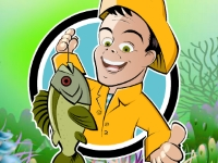 Флеш игра Тактика рыбалки