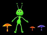 Флеш игра Танцующий муравей