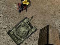 Флеш игра Танковый штурм 2