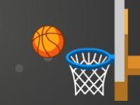 Флеш игра Тап-тап баскетбол