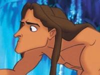 Флеш игра Тарзан: Пазл