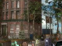 Флеш игра Тайны города призраков