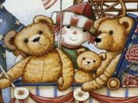 Флеш игра Тедди: Поиск букв