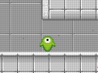 Флеш игра Телепортирующийся инопланетянин