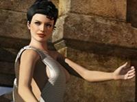 Флеш игра Тематический парк о Древнем Риме